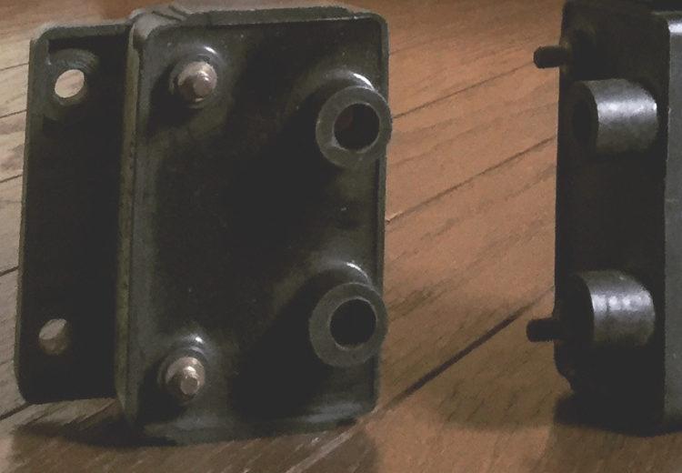 ハーレー エボの純正フルトラ用コイル