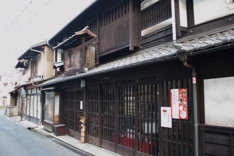 福山 鞆の浦 の古い町並 保命酒