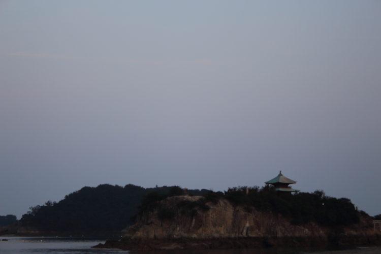 福山 鞆の浦 仙酔島
