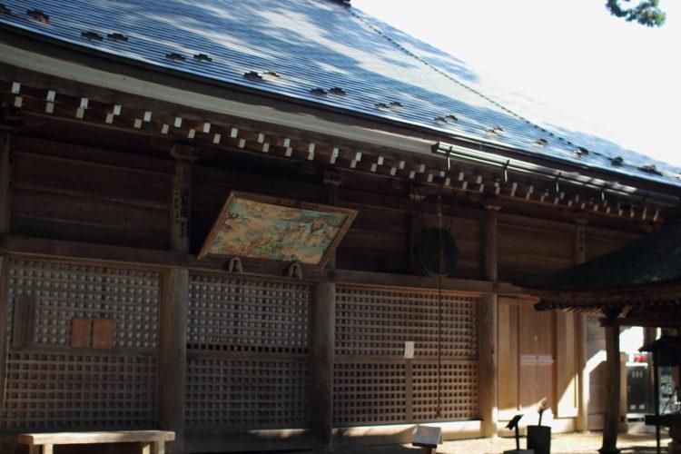 室生寺の奥の院