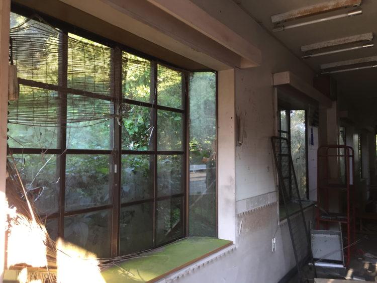 蒲郡 三ヶ根山 フィリピン観音霊場 比島観音霊場 観音茶屋 廃墟
