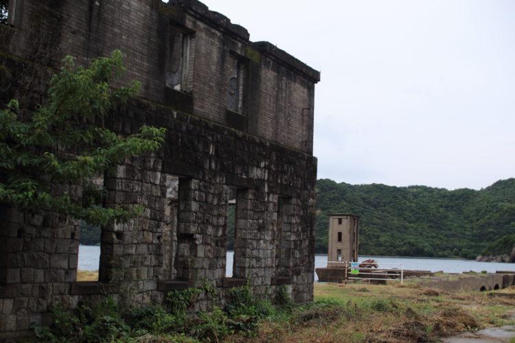 川棚 片島魚雷発射試験場跡 外の観測所跡