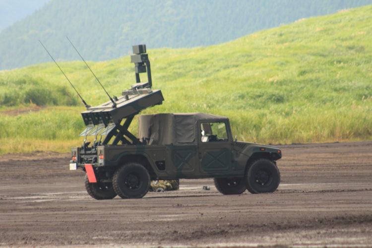中距離多目的誘導 誘導弾及び発射装置