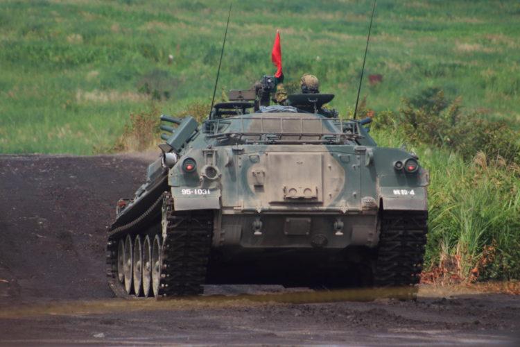 74式戦車ナナヨンは、陸上自衛隊が61式戦車の後継として開発、配備された国産二代目の主力戦車 愛称は「ナナヨン」
