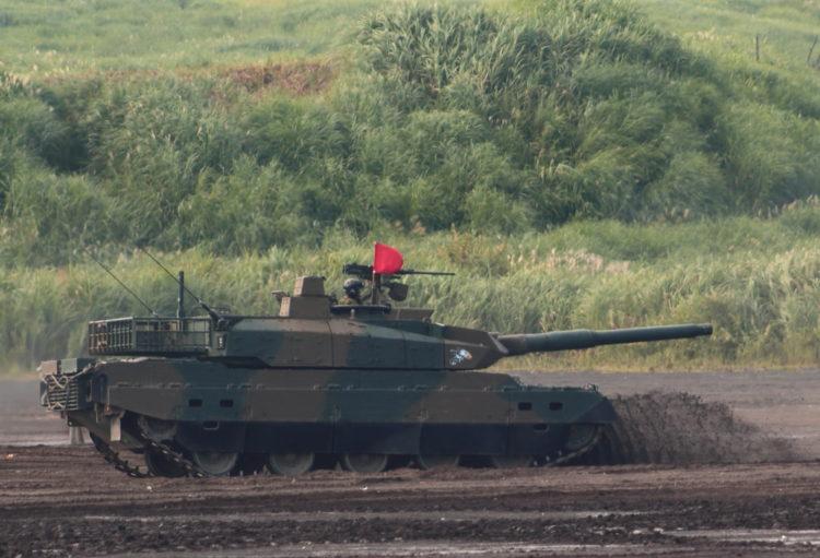 10式戦車 ヒトマル