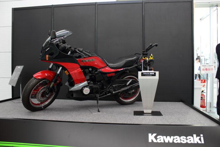 kawasaki 750ターボ turbo