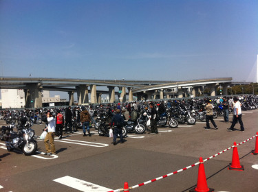 JOINTS2011 名古屋 駐車場